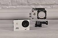 Экшн Камера (Action Camera) белая D800 - WiFi - 4K + ПОДАРОК!, фото 3
