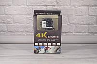 Экшн Камера (Action Camera) белая D800 - WiFi - 4K + ПОДАРОК!, фото 6