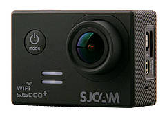 Екшн камера SJCam SJ5000+ WIFI 1080p 60 к/сек оригінал (чорний)