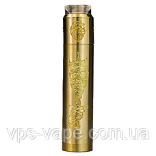 Suicide King King of Hearts 21700 Mech MOD Kit by Deathwish Modz, фото 3
