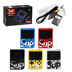 Портативная консоль Retro FC SUP Game Box 400 в 1 ВТ-Т-0231