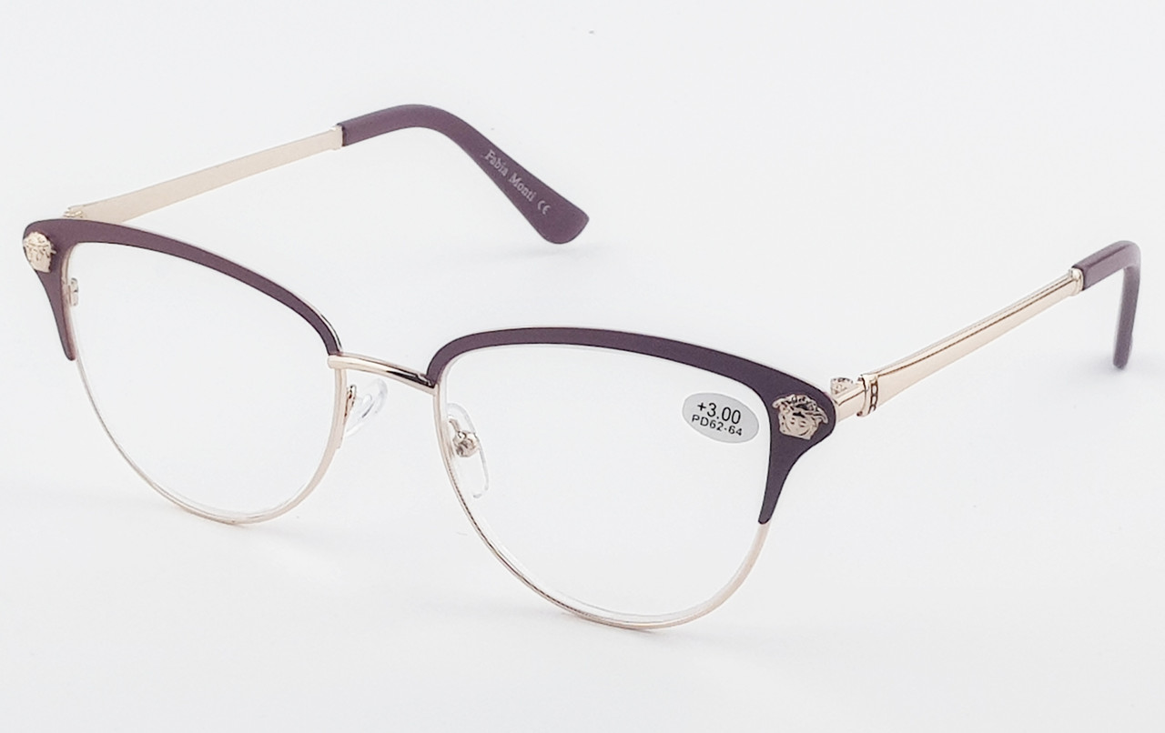 Очки с диоптриями женские 384 Фабиа