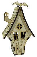 Домик № 17 сувенирный  9х5х13см