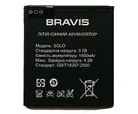 Акумулятор Батарея 100% Original Bravis Solo