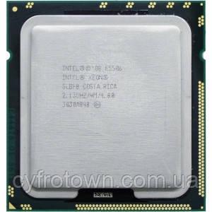 Процессор Intel XEON Quad Core E5506 2.13 GHz/4M s1366 4ядра 4 потока