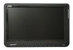 """Дисплей HD FPV 9"""" HIEE M009 1024x600 без приймача з HDMI входом"""