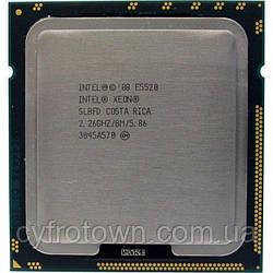 Процесор Intel XEON Quad Core E5520 2.26 GHz/4M s1366 4ядра 8 потоків