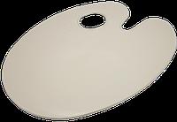 Палитра овальная № 7 без лунок 295 х 215 мм