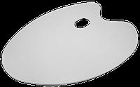Палитра овальная № 4 без лунок Большая 40 х 28 см