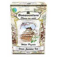 Чай Bonaventure зелений Жасминова пагода 100г