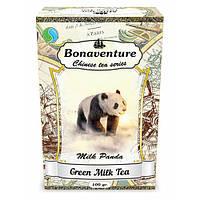 Чай Bonaventure зелений Молочна панда 100г