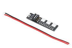 Світлодіодний модуль RGB 3x5050 для променів мультикотеров (5В)