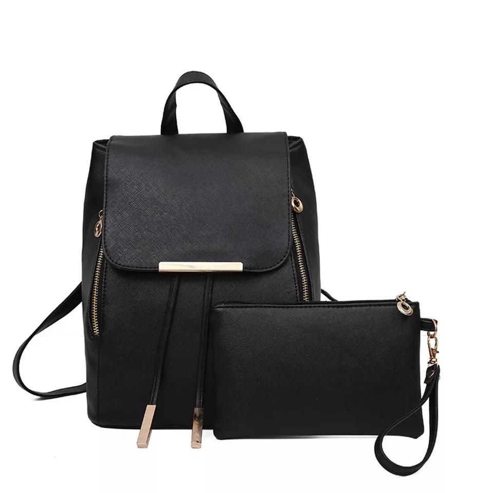 Рюкзак женский с пеналом в наборе.