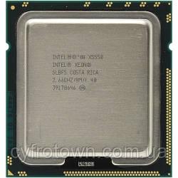Процессор Intel XEON Quad Core X5550 2.66 GHz/8M s1366 4ядра 8 потоков