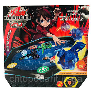 Игровой набор Бакуган Bakugan Battle Planet Код LSD76
