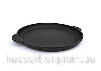 Сковорода чугунная для пиццы 18 см