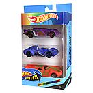Набор машинок Hot Wheels 3в1 Меняют цвет 3077 - Хотвилс scs, фото 3