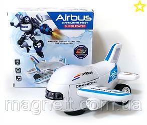 Робот літак Airbus Deformation, робот-трансформер