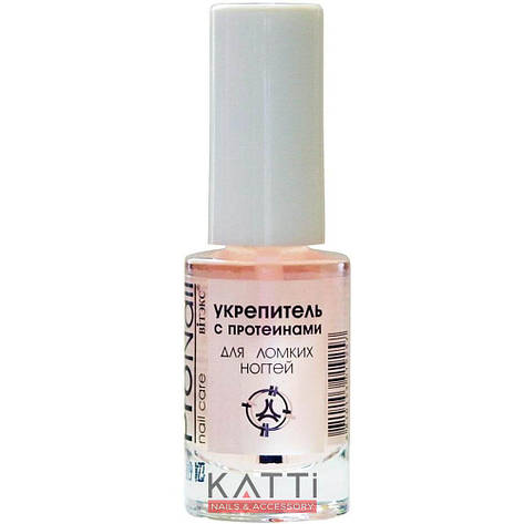Витэкс Pro Nail - Укрепитель с протеинами для ломких ногтей 9мл, фото 2
