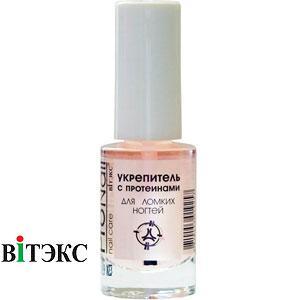 Витэкс Pro Nail - Укрепитель с протеинами для ломких ногтей 9мл
