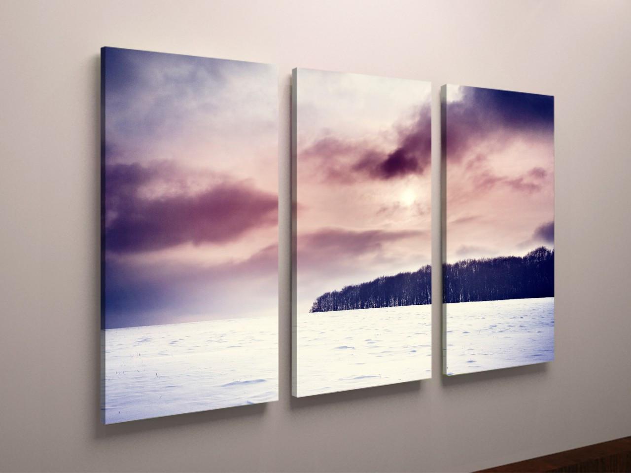 Картина модульная море
