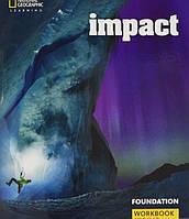 Impact Foundation Workbook with Audio CD