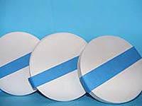Фильтры обеззоленные 150 мм (синяя лента)