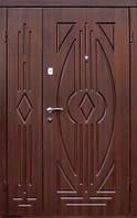"""Входная полуторная дверь эконом класса """"Портала"""" в Одессе (Комфорт) ― модель Астория"""