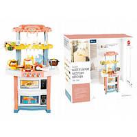 Детская двухсторонняя игровая кухня 728A, фото 1