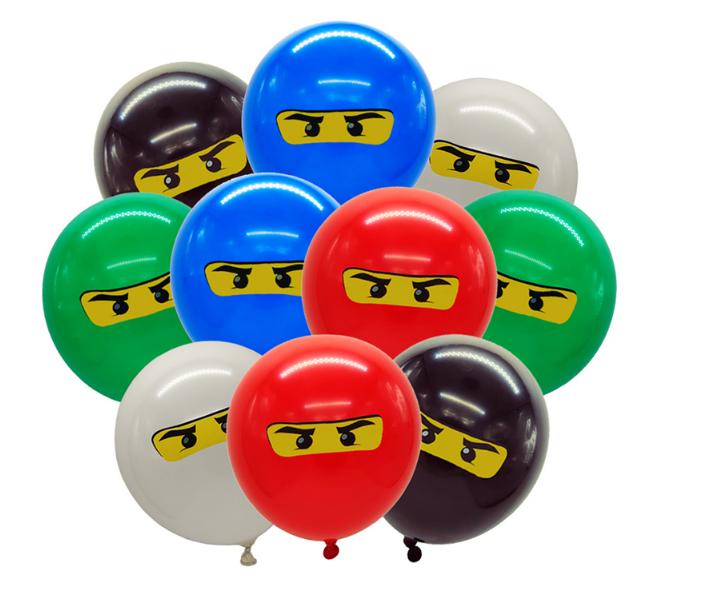 "Шар воздушный, шарик ""Ниндзя"""