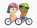 ТРАНСПОРТ ( велосипед, самокат, мобили