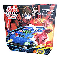 Арена Бакуган ТМ Star Toys - Настольная игра Bakugan Battle planet arena scf