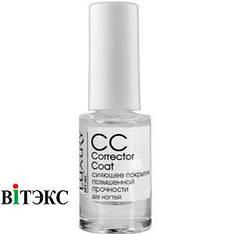 Витэкс Pro Nail Luxury - CC Corrector Coat Сияющее покрытие повышенной прочности для ногтей (прозрачный) 8мл