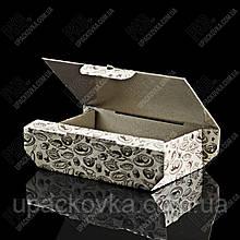 Коробка для суши бумажная, 165х115х50 мм. 100 шт/уп