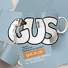 Коврик для мыши 290x210 Найкращий Вчитель Географії, фото 2