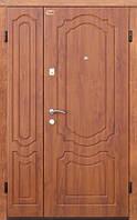 Металлические двери эконом класса в Одессе (Комфорт) ― модель Классик