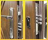 """Входная металлическая полуторная дверь """"Портала"""" (Комфорт) ― модель Квадро, фото 4"""