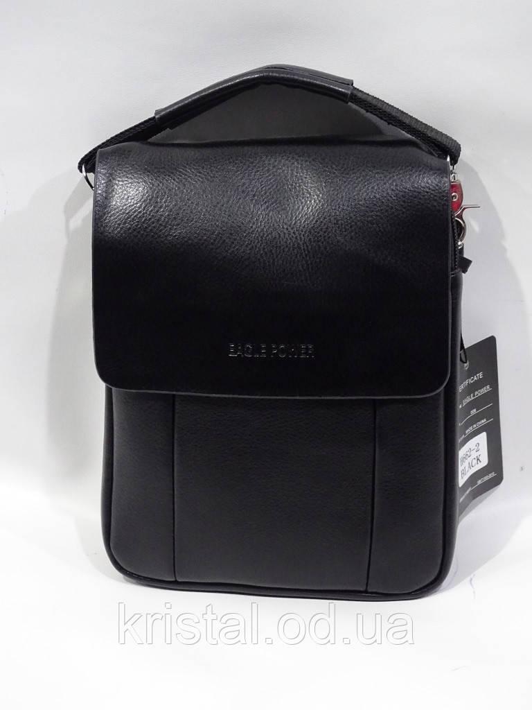 """Мужская сумка 17*22 см. серии """"Premium"""" №9560"""