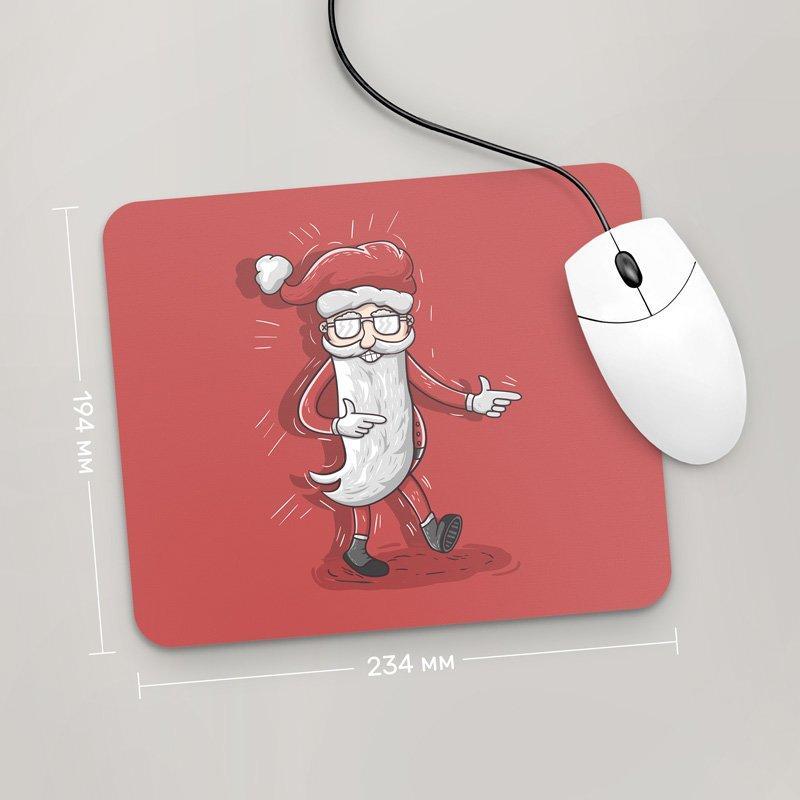 Коврик для мыши 234x194 С Новым Годом , №79