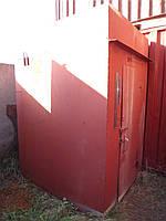 Ёмкость 3,5 м.куб душ с отдельной ёмкостью
