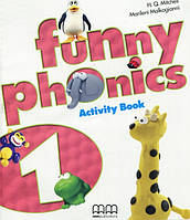 Funny Phonics 1. Activity Book (+ CD)