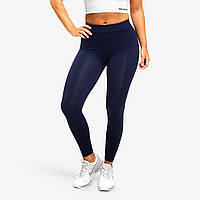 Спортивные лосины Better Bodies Rockaway tights, Dark Navy, фото 1