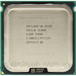 Процесор Intel XEON E5405 2.0 GHz/12M s771 4ядра 4 потоку