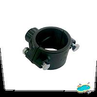 Хомут врезной резьбовой AquaViva (RIC0151254) D50 x 1/2