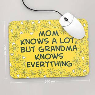Коврик для мыши 290x210 For Grandma