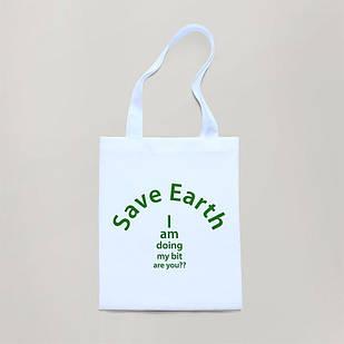 Экосумка Save Earth