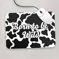 Коврик для мыши 290x210 Born To Be Wild