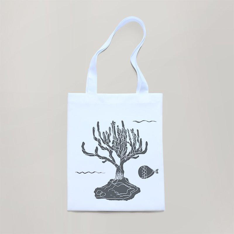 Экосумка Море, Коралл №1
