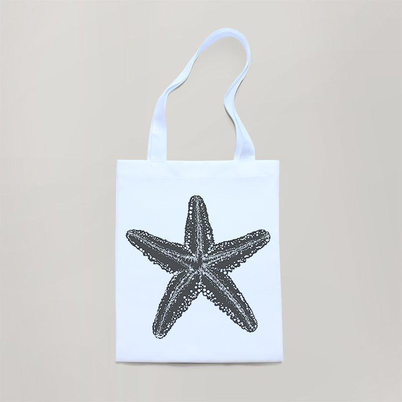 Экосумка Морская Звезда №1