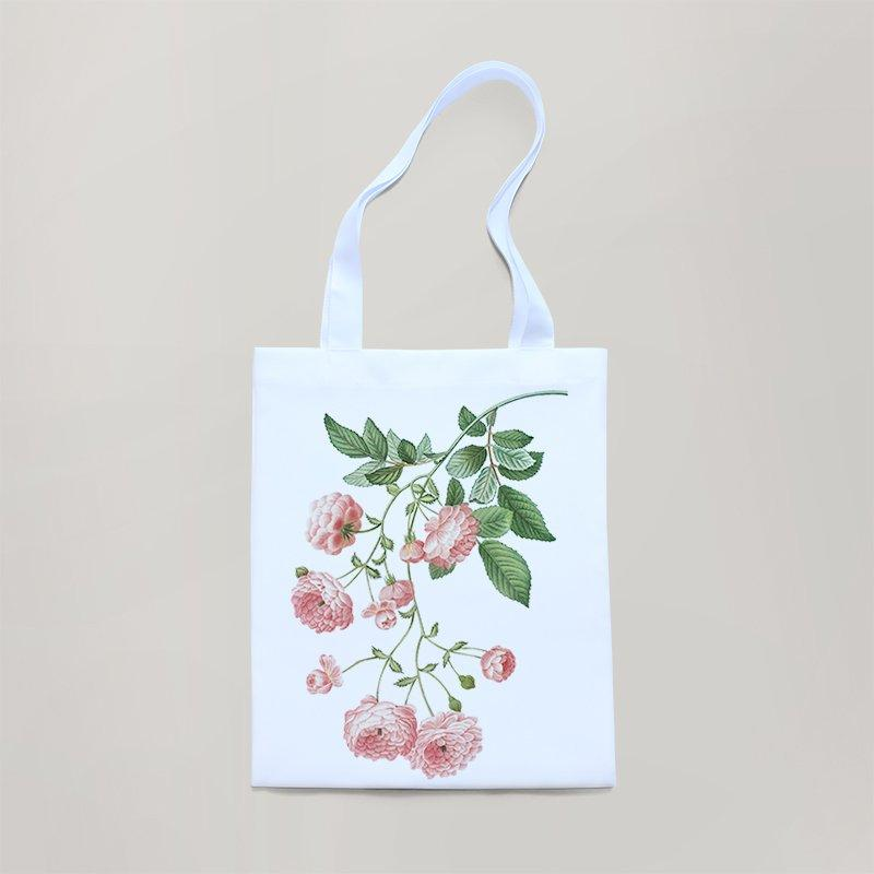 Экосумка Цветы, Роза №2